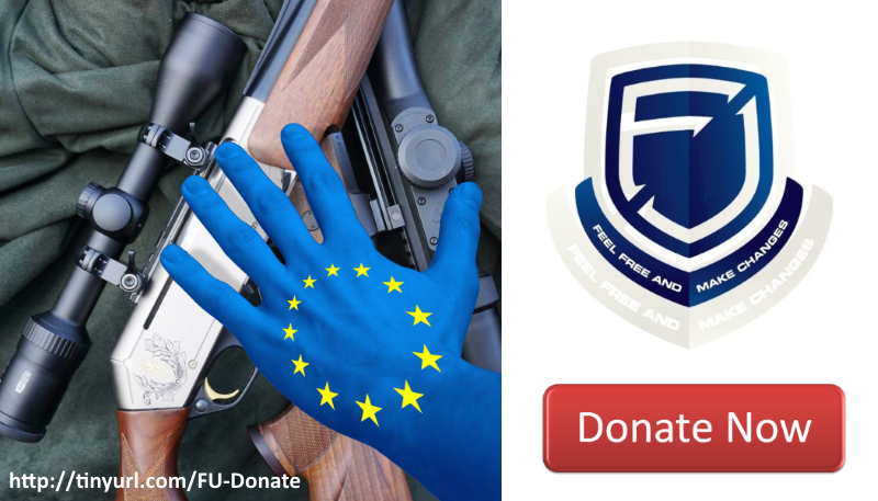 Donate Now For FIREARMS UNITED's Fighting Fund - FIREARMS UNITED