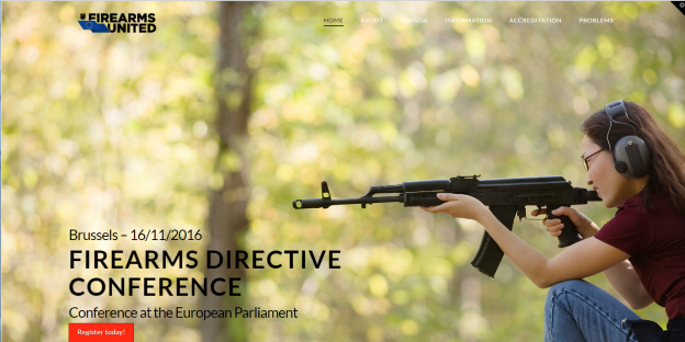 Firearms Directive Conference