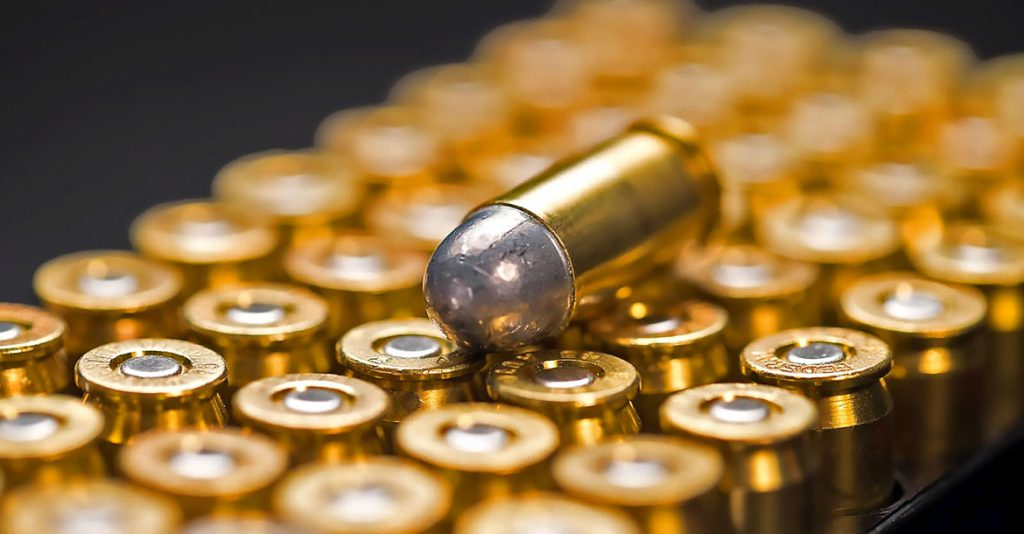 Lead ammunition. Picture by: Gunsweek